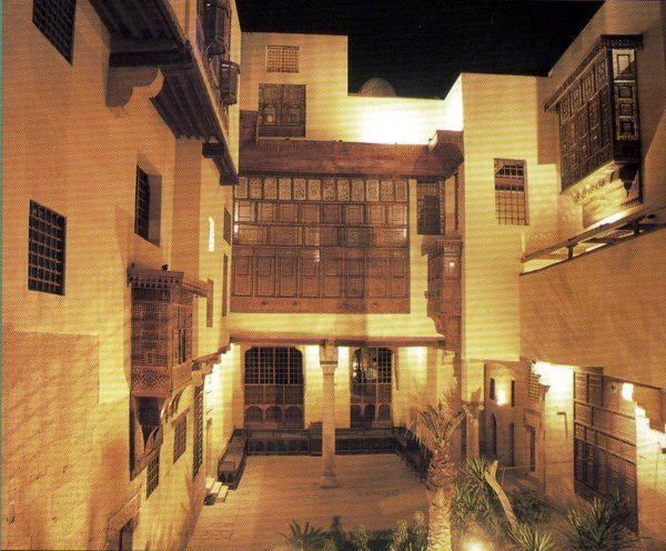 بيت السحيمي القاهرة Moroccan Garden Arabian Decor House Styles