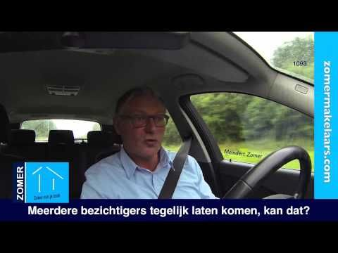 Meerdere bezichtigers tegelijk plannen | Zomer Makelaars | Makelaar Zwolle http://zomermakelaars.com