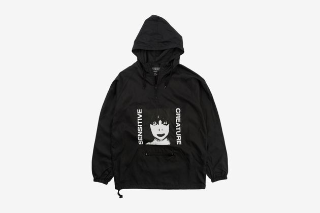 Sensitive Creature Anorak by Pleasures on What Drops Now