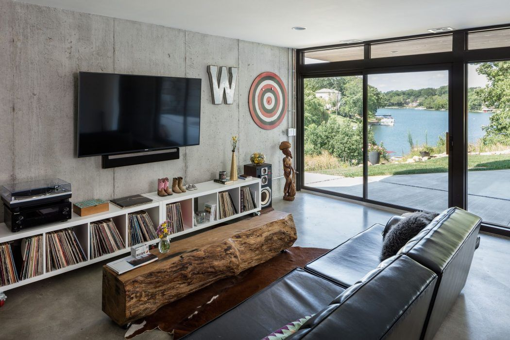Modern Lodge By KEM Studio