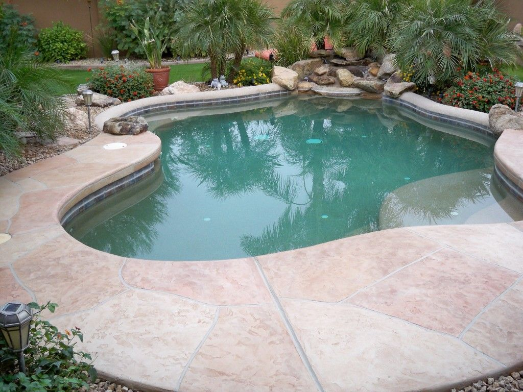 charming above ground pool decks designs. pictures of flagstone southwestern patios  Flagstone Pool Deck
