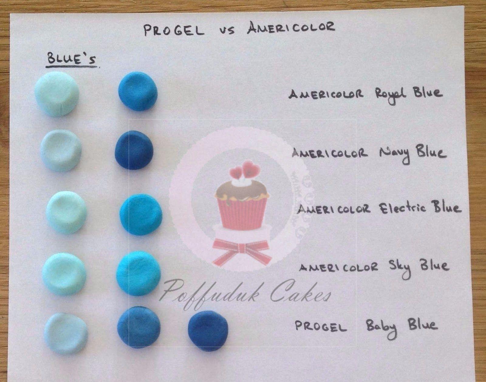 gel food colorings | Cake/Cupcake Tips & Tutorials | Food coloring ...