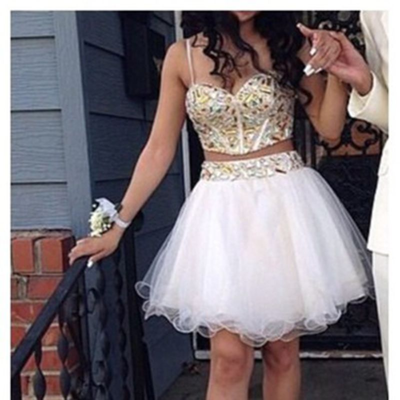 Aliexpress Com Buy Sl 82 Sweetheart Bling Bridal Gowns: Pin On Homecoming Dresses