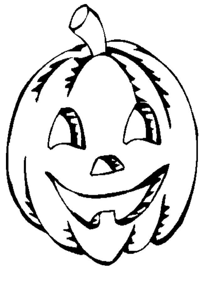 Pin de ~~ Halloween ~~ en Coloring Pages | Pinterest