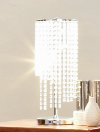 Prestige Crystal Lamp Harvey Norman
