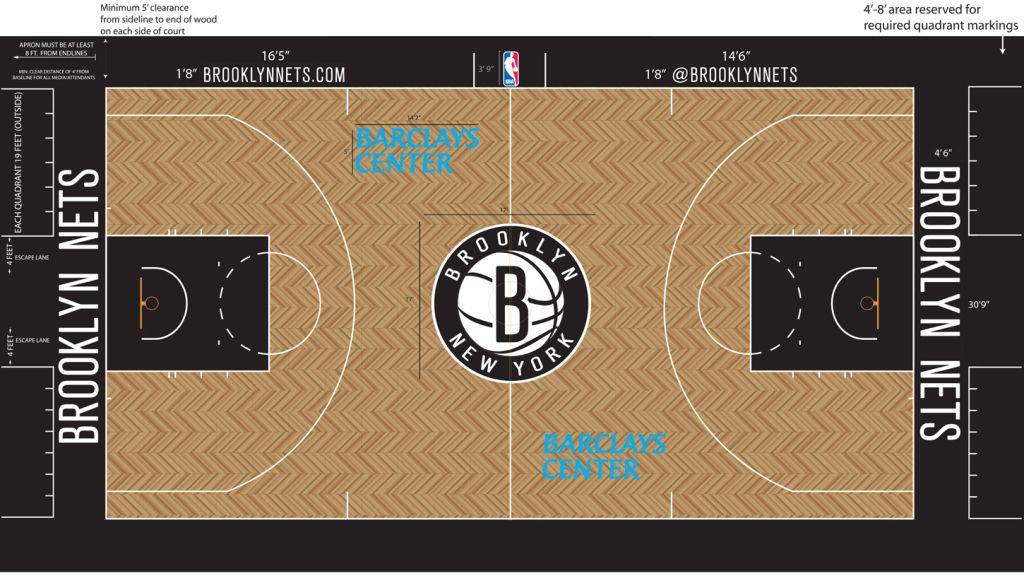 Brooklyn Design Nba