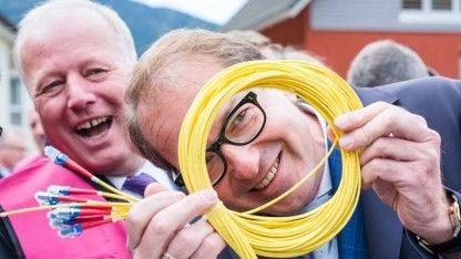 Nicht deutsche Förderauflagen, sondern die der EU sind die Ursache für die künstliche Begrenzung der Datenraten bei der Telekom. Doch das dürfte bald anders werden,