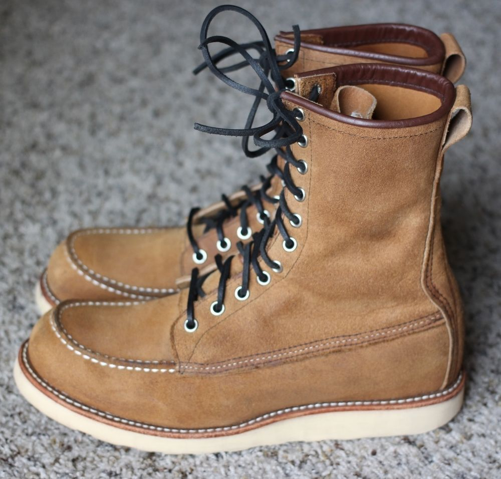 a1ab35226ef Red Wing Heritage 8
