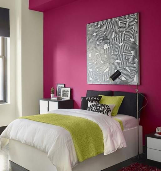 los mejores colores modernos para dormitorios dormitorio