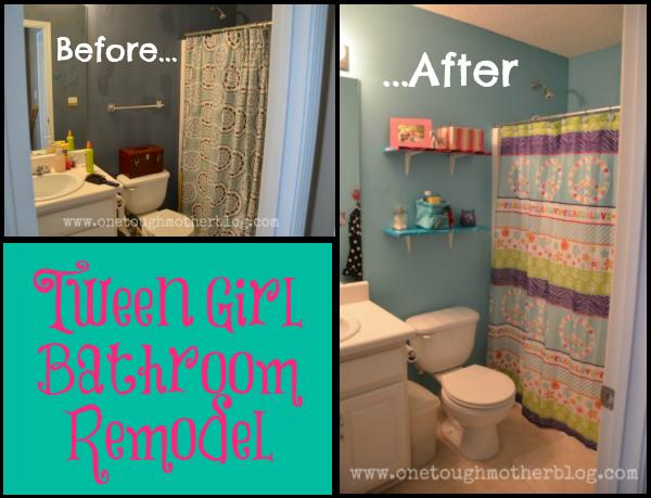 Charmant Tween Bathroom Remodel