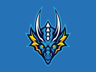 Search Designs On Dribbble Dragon Icon Logo Dragon Animal Logo
