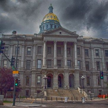 Free Tour of the State Capitol Building in Denver