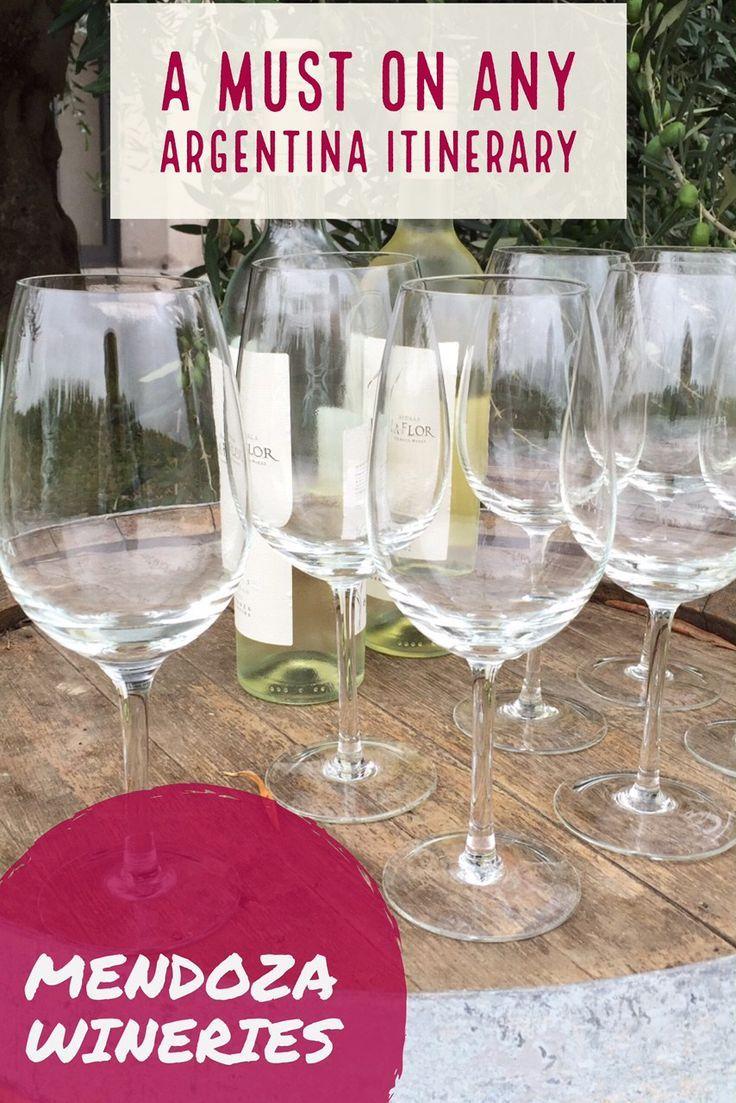Mendoza Wine Tours Exploring Argentina S Wine Argentina Travel