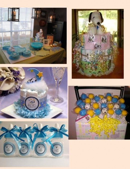 Snoopy Baby Shower Theme Lalas Shower Pinterest Baby Shower
