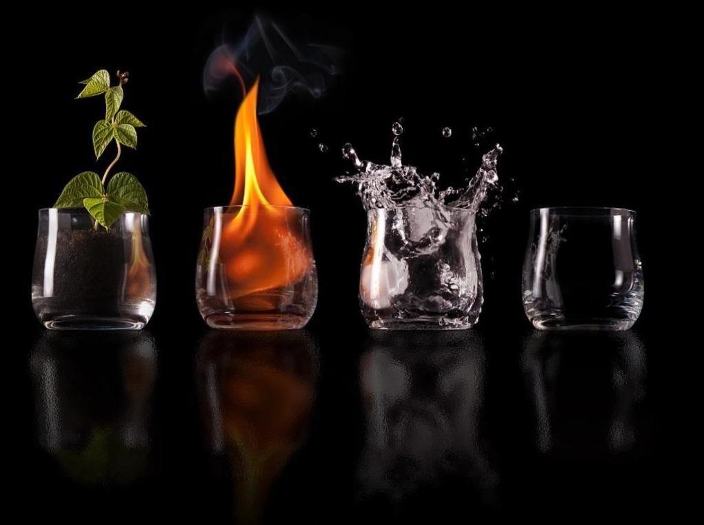The 5 Elements ~ Ayurveda =)