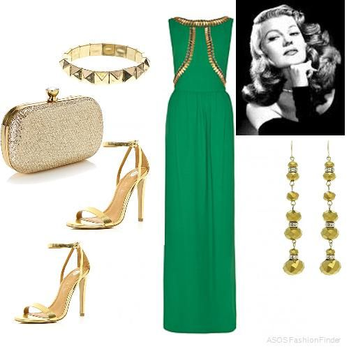 Old Hollywood Glamour | Womenu0026#39;s Outfit | ASOS Fashion Finder | Old Hollywood | Pinterest ...