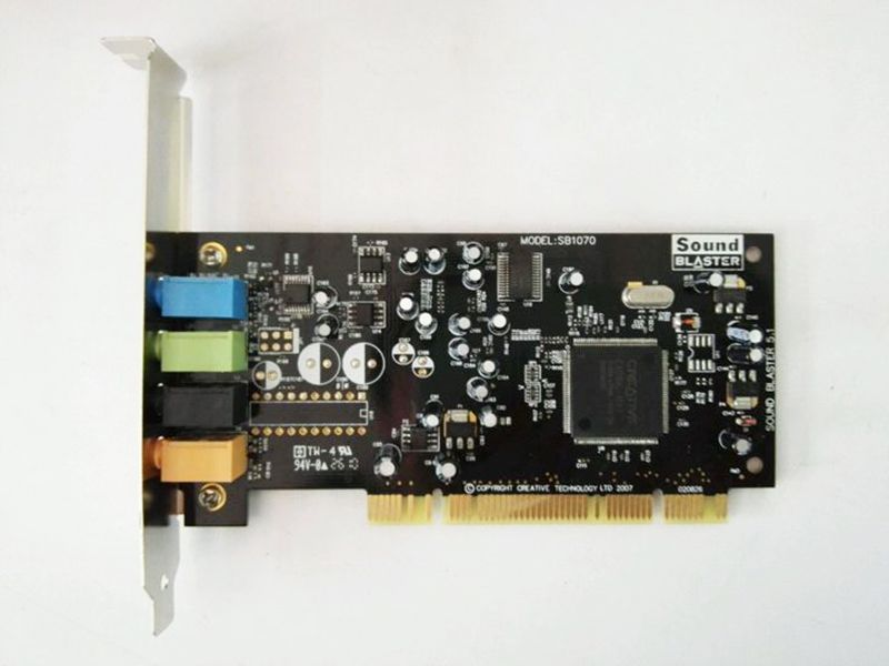 SOUND BLASTER MODEL SB1070 WINDOWS 7 DRIVER