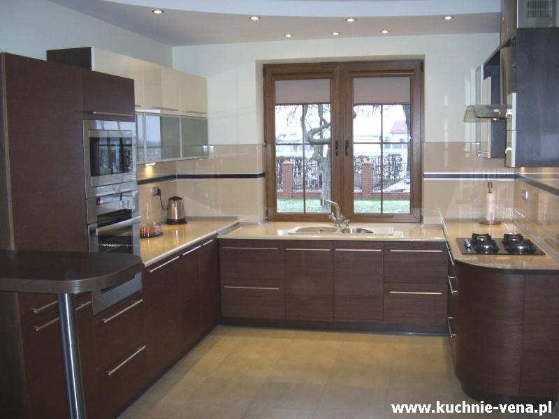 Kafelki Wokol Okna W Kuchni At Duckduckgo Home Decor Home Kitchen Cabinets