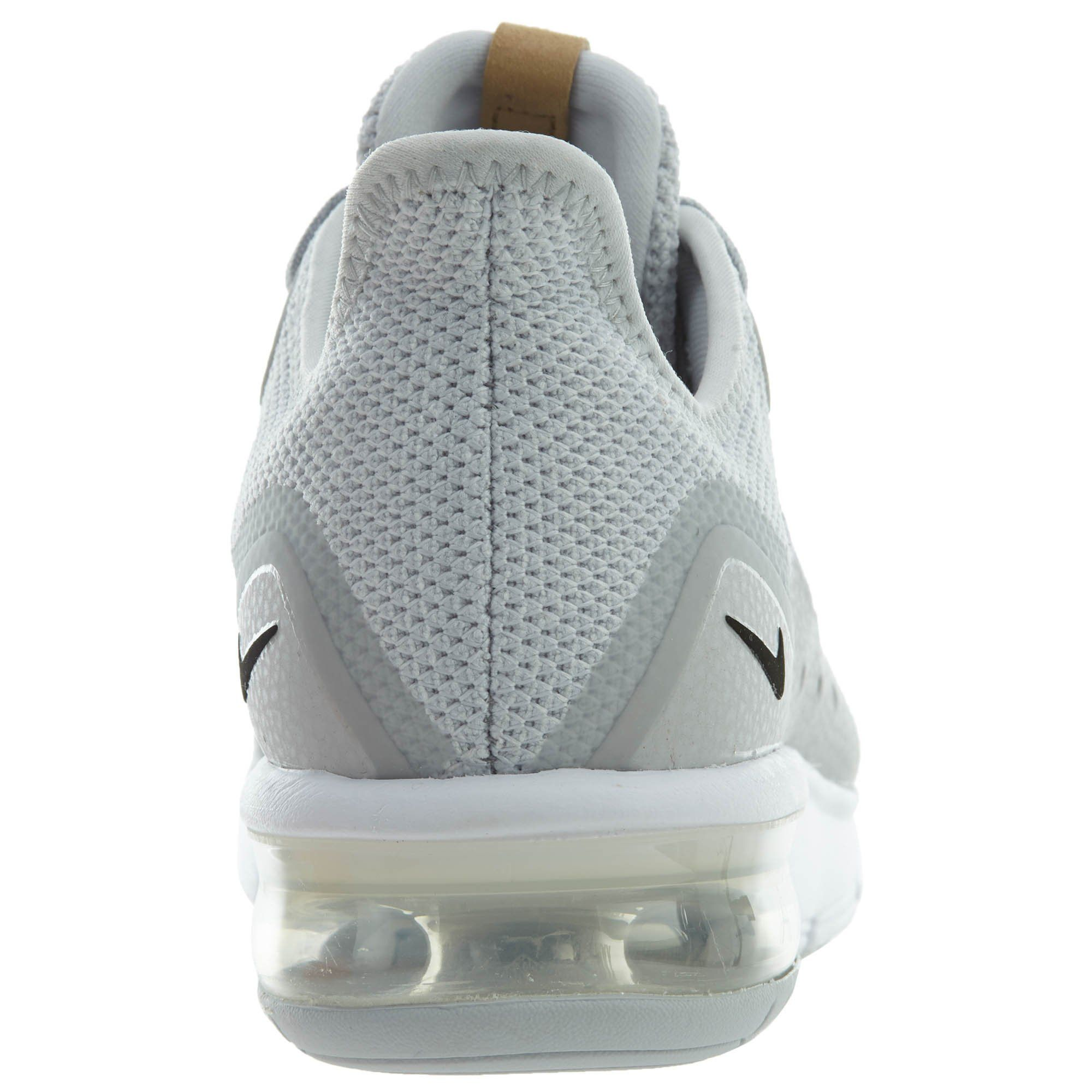 best service d84b1 67d9b Nike Womens Air Max Sequent 3 Running Shoe Pure Platinum Black White Size  7.5 M US    Click image to review more details. (This is an affiliate link)