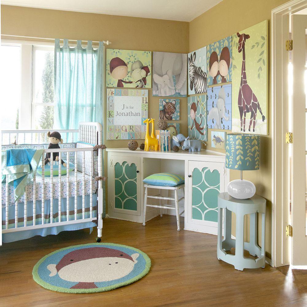 Jungle Themed Nursery Pinterest Jade