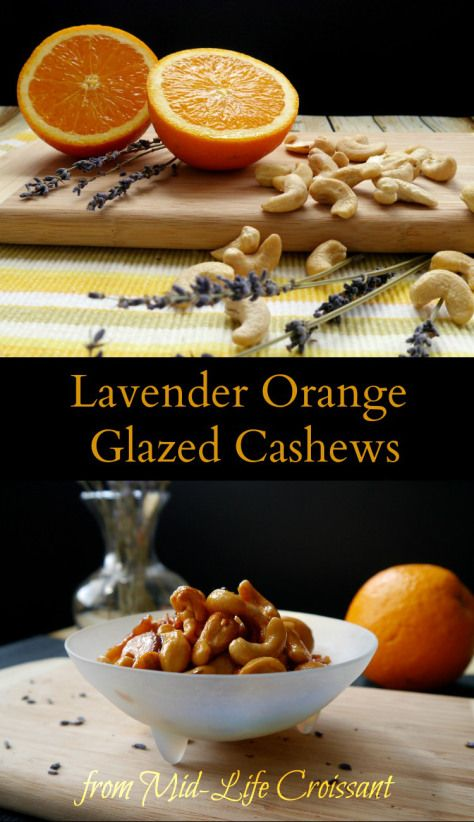 Another Noteworthy Nuts Recipe These Cashews Are Sweet And Ery With Fl Citrus Highlights