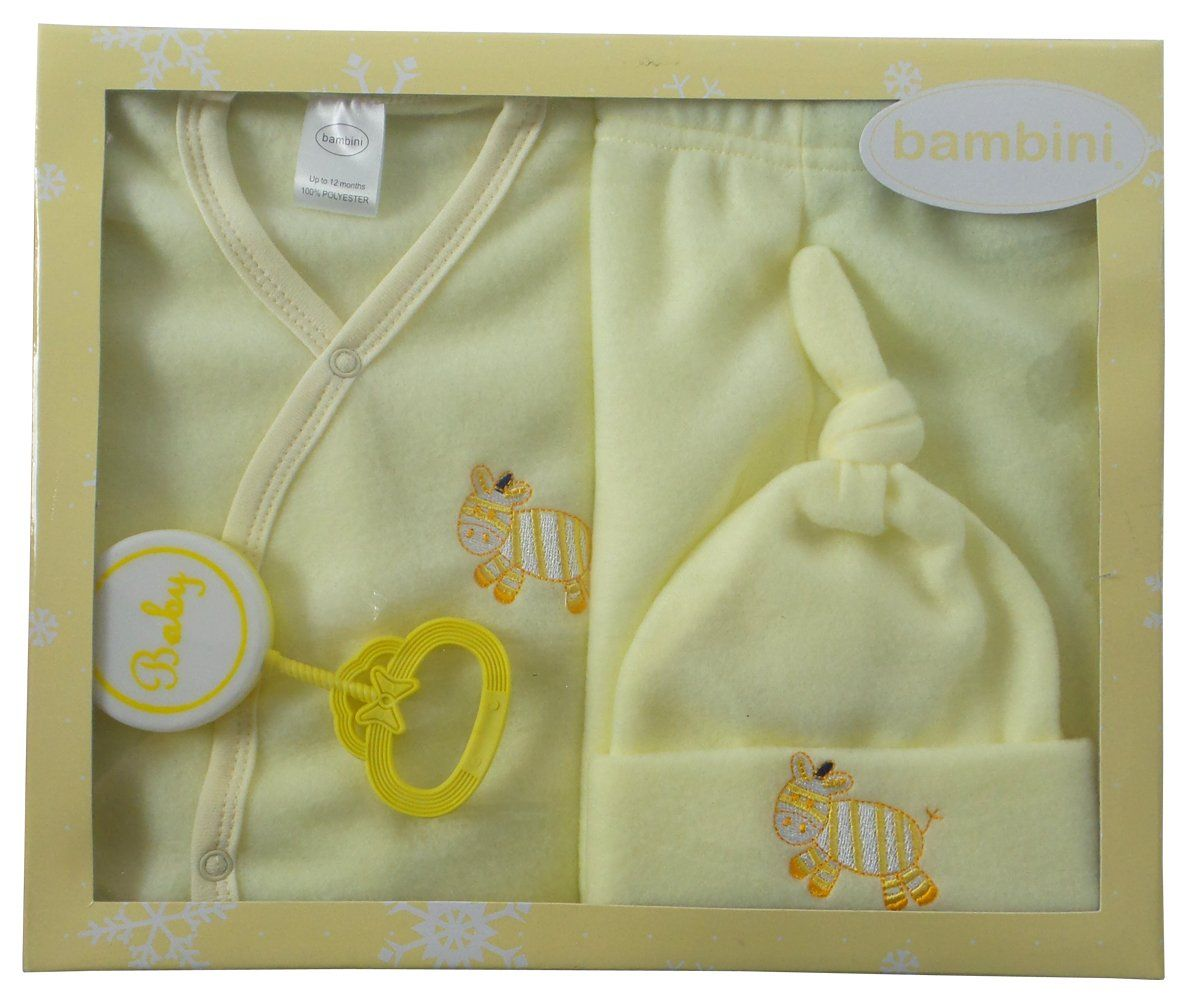 317314cd014c This amazing 4-Piece Yellow Boxed Gift Set comes complete with a ...