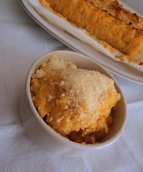 cocinando sin tacc: Souflé de calabaza y quinoa