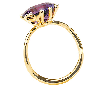 Dior ring by Victoire de Castellane