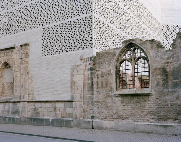 Oswald Mathias Ungers - Wallraf-Richartz-Museum, Köln ...