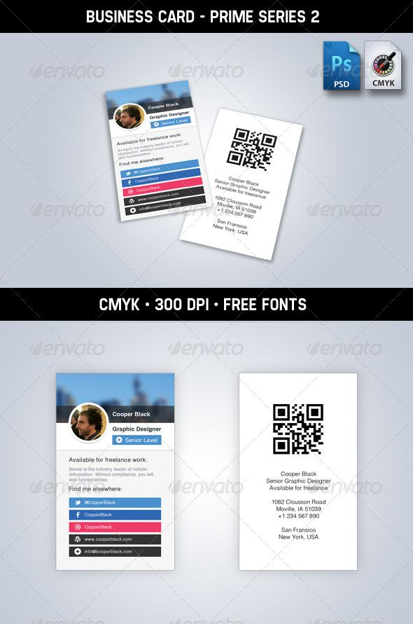 Business Card Prime Series 2 Business Card Template Design Business Cards Creative Business Card Psd