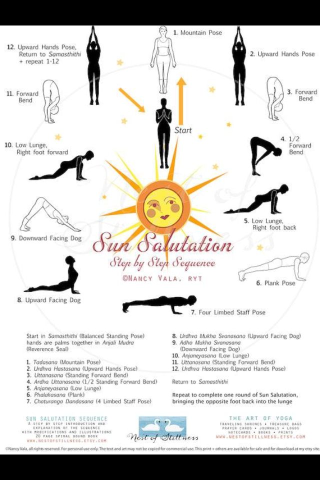 Sun Solution | Sun salutation, Yoga postures, Yoga practice