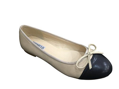 Balmaitino Womens Flats Solid ** Check out the image by visiting the link.