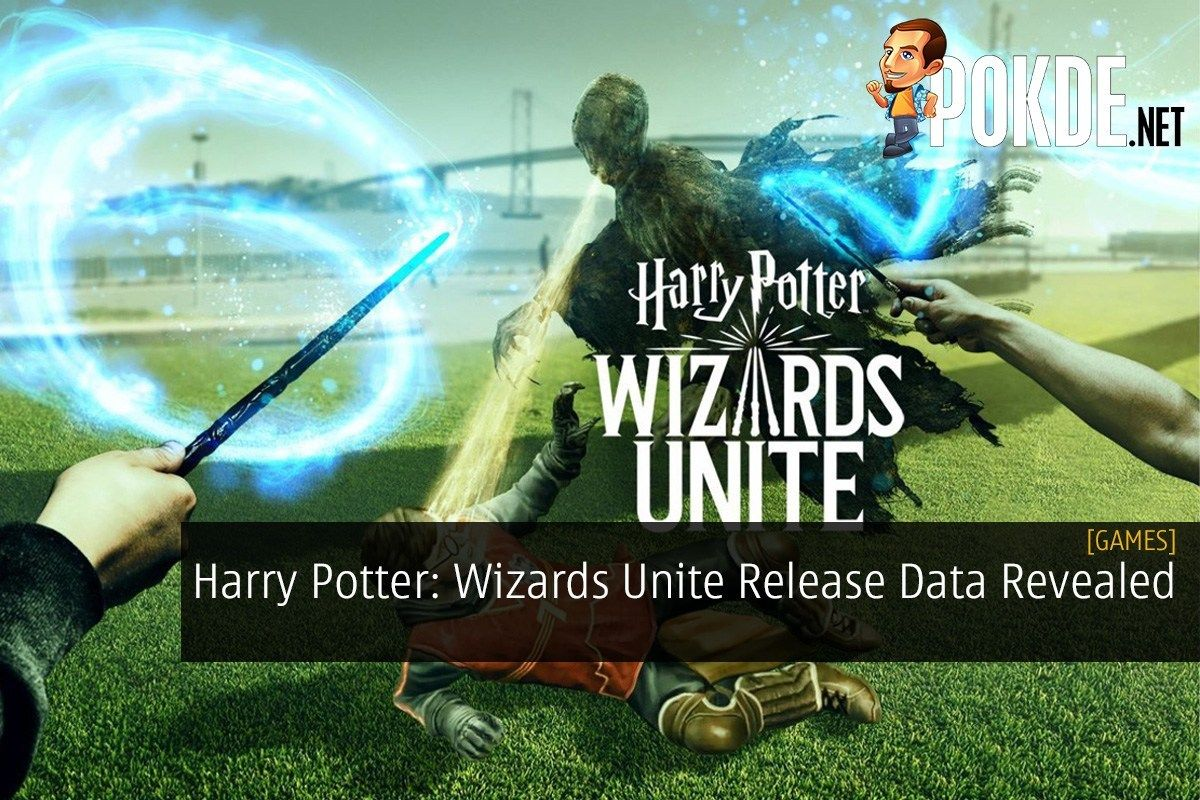 Harry Potter Wizards Unite Release Date Revealed (With
