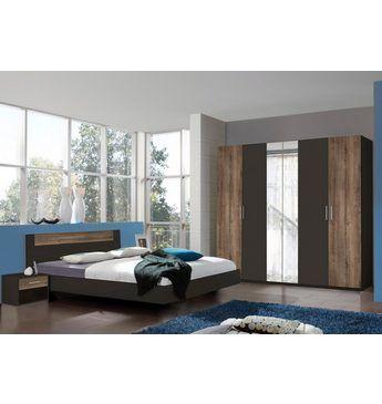 Wimex Schlafzimmer-Set mit Drehtürenschrank (4-tlg) Jetzt bestellen - schlafzimmer komplett günstig online kaufen