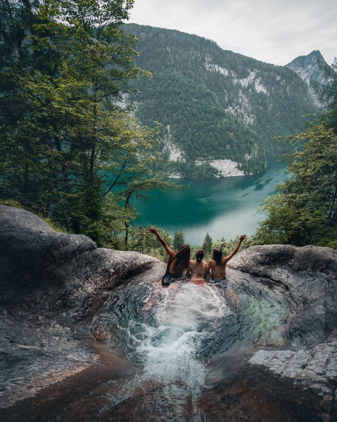 Konigssee Bavaria Travel Explore Beautifulplaces Roadtrip Travel Places To Travel Places To Visit
