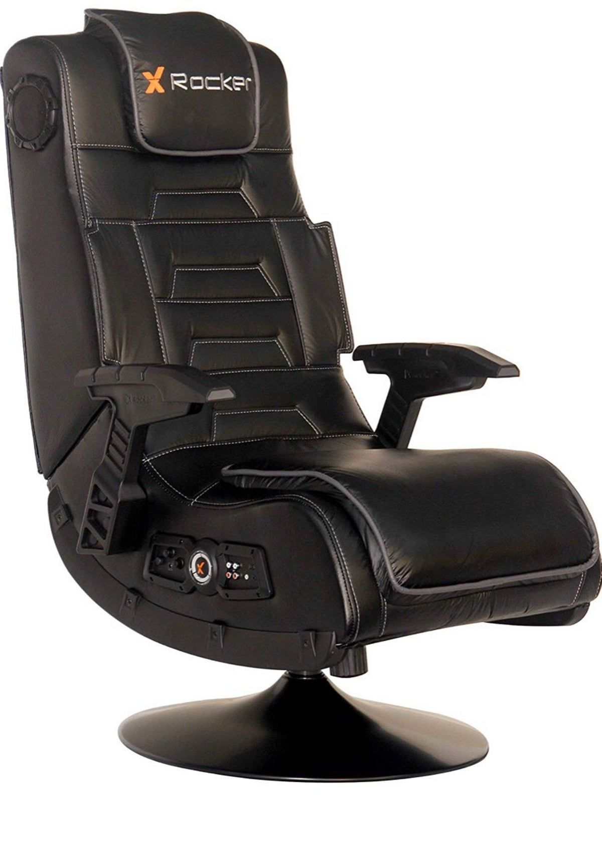 Pedestal 2.1 Video Gaming Chair, Wirele Gaming chair, Pc
