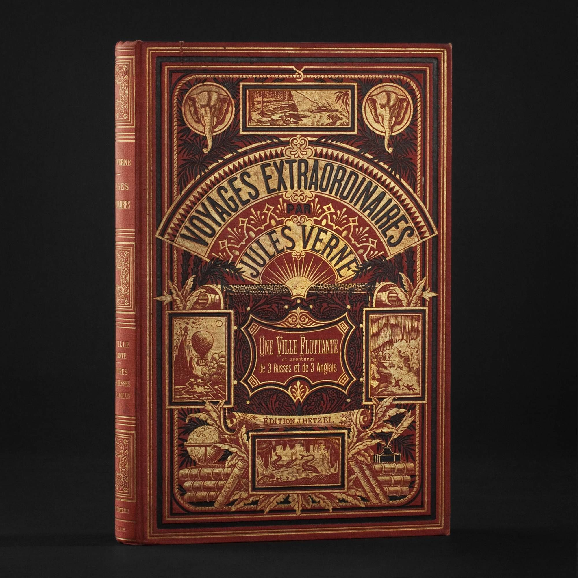 There S Something So Awesome About This 150 Yr Old Book Cover Design Imgur Book Cover Art Book Cover Design Vintage Book Covers