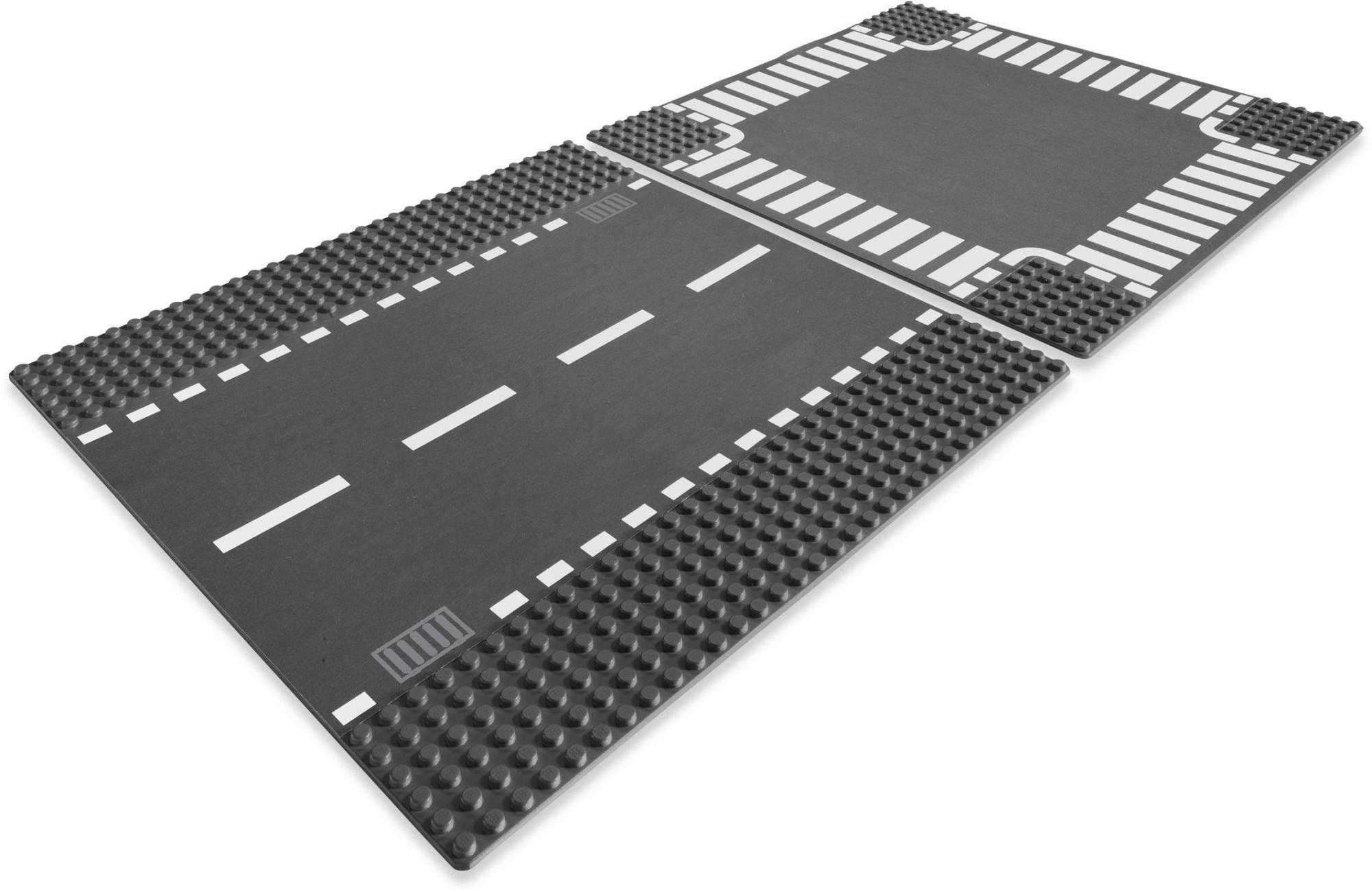 LEGO City odcinek prosty i skrzyżowanie 7280 | MALL.PL
