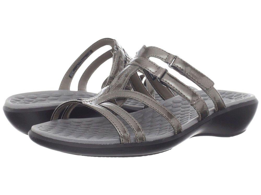 CLARKS Women/'s Sonar Pilot Sandal