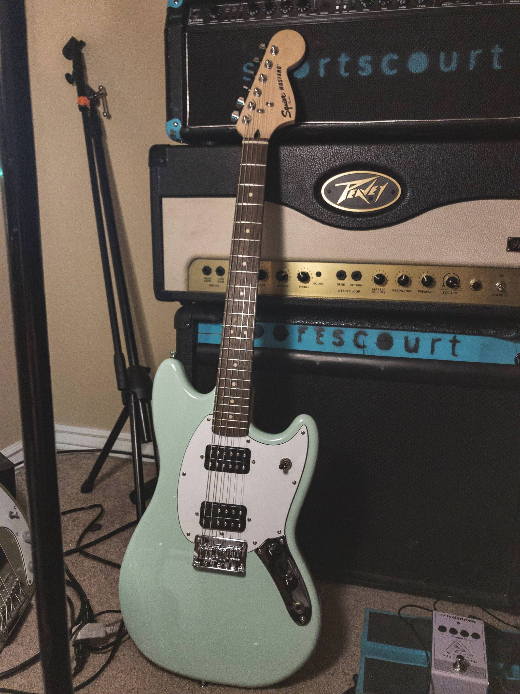 Ngd Squier Mustang Black Friday Deal Squier Guitar Mustang