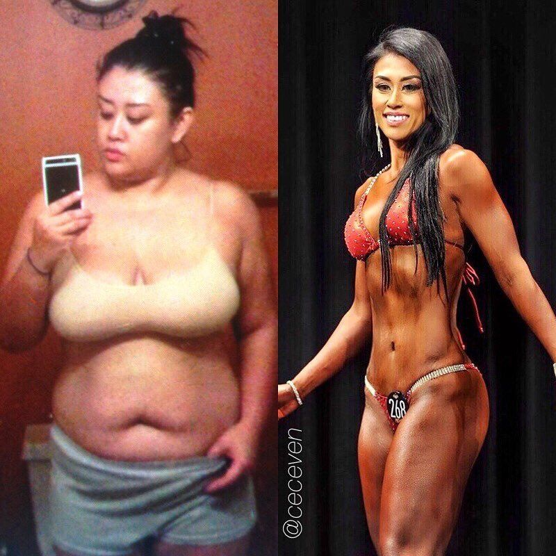 """After Feeling """"Too Big"""" to Play With Her Daughter, Christine Lost 100 Pounds  in 1 Year"""