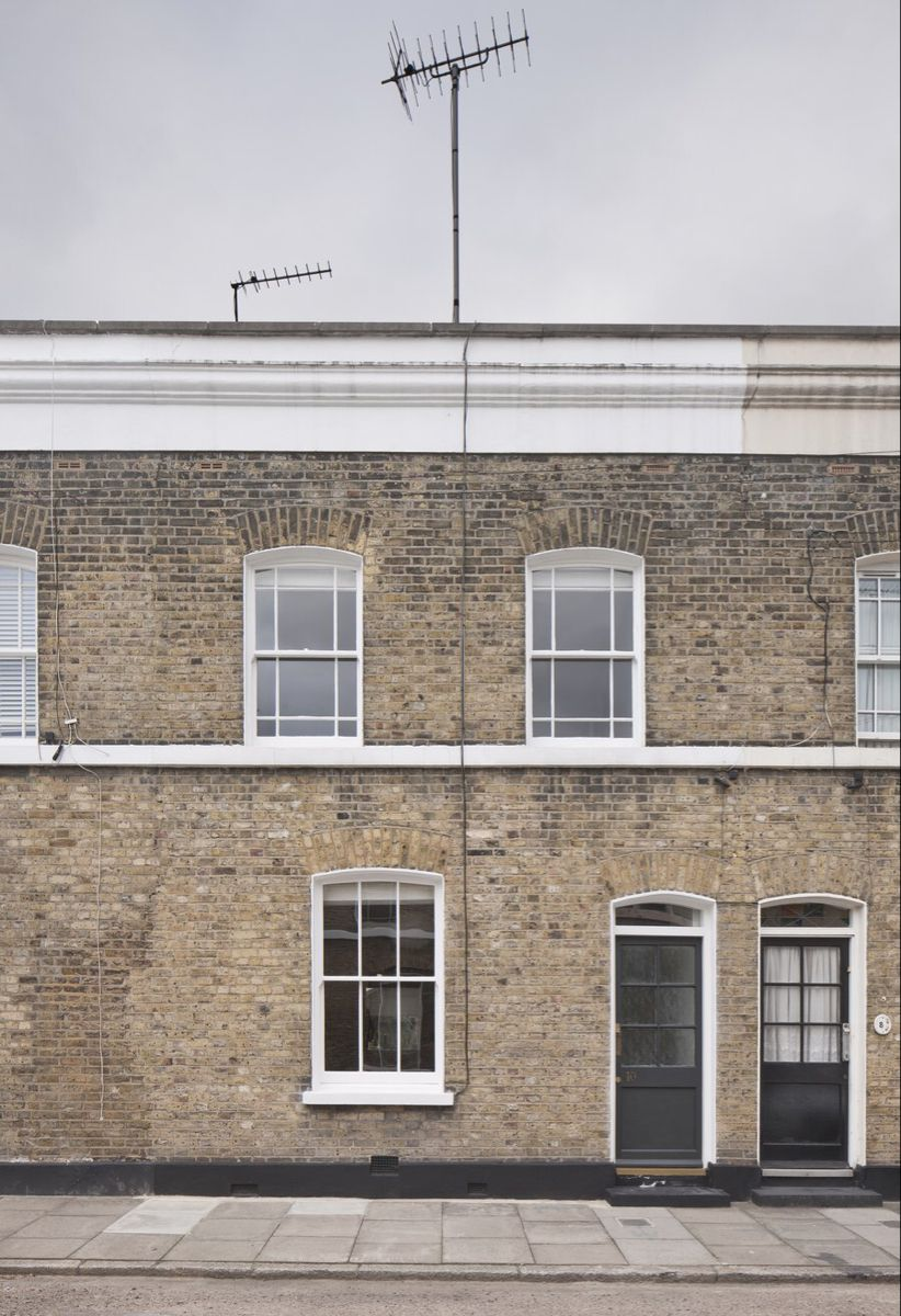 See How Archer + Braun Gave This London Row House a Modern Makeover