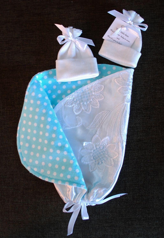 Angel Wing Bunting   Fetal demise pouches   Pinterest   Nähen