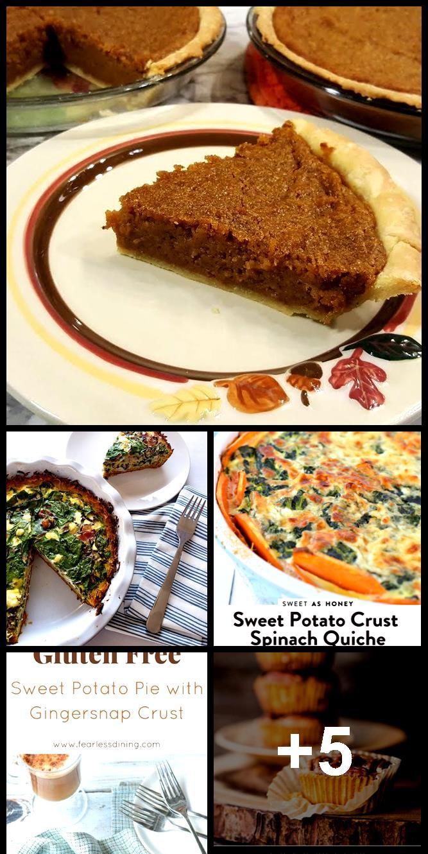 Mini sweet potato pies Mini sweet potato pies,