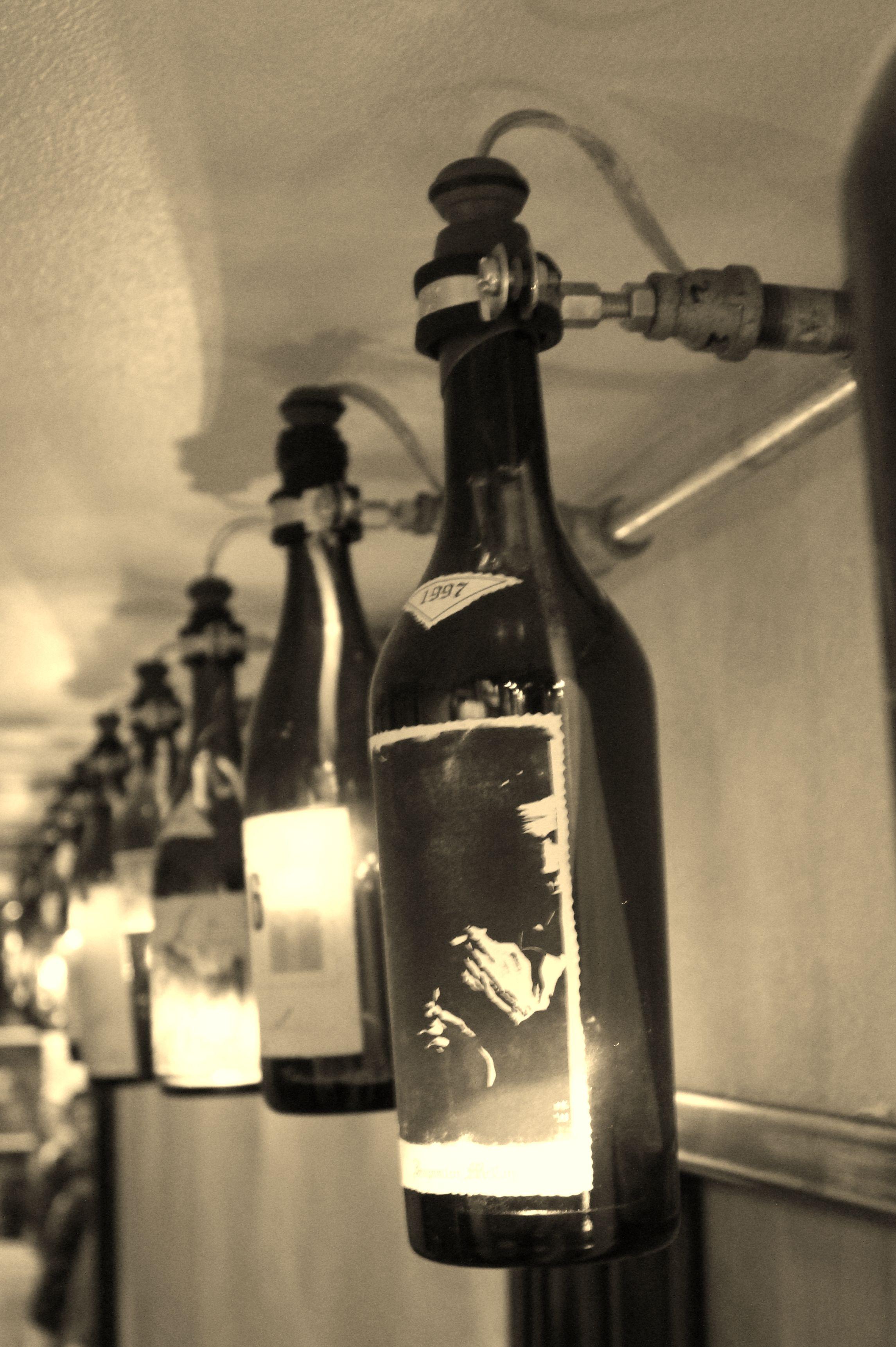 wine bottle lighting. Wine Bottle Lights Lighting