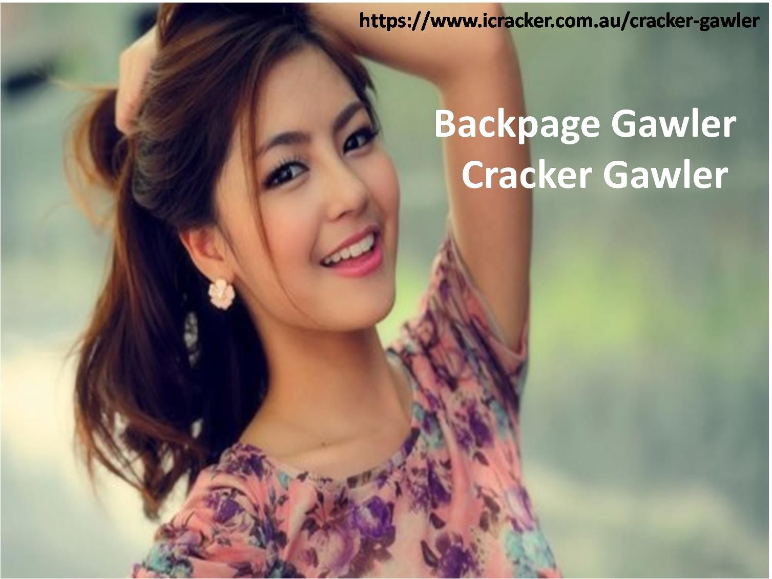 For more details about cracker gawler follow the link