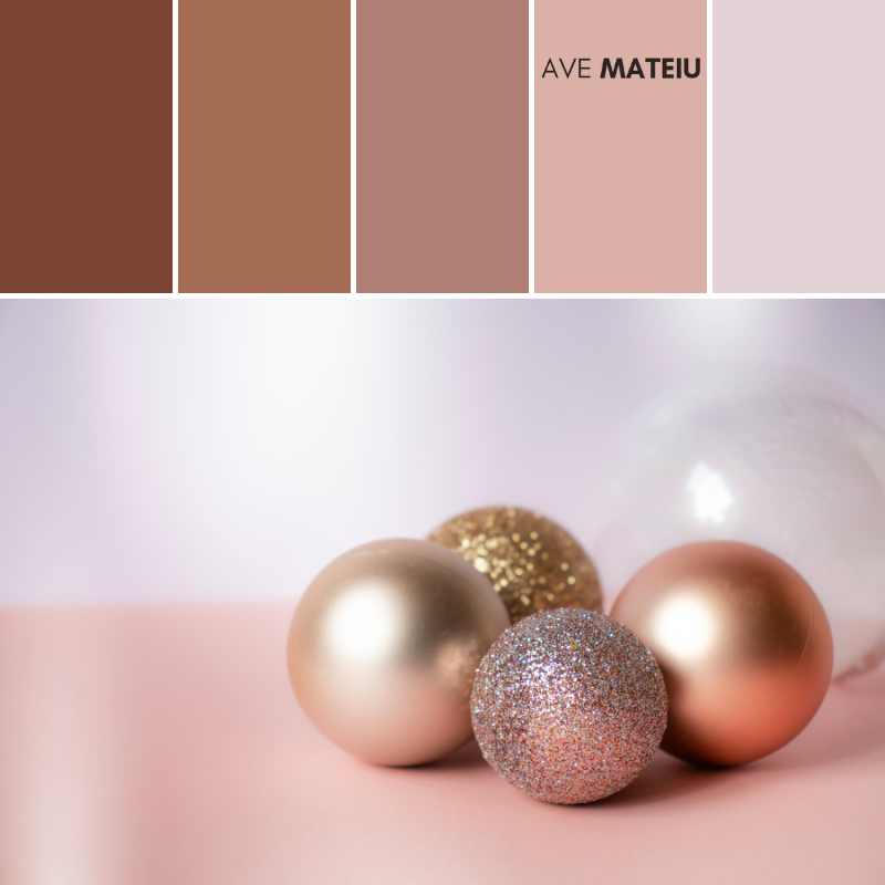 20+ Rose gold color combinations ideas in 2021