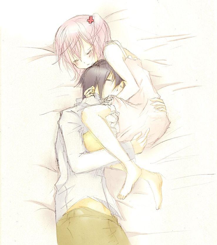 Sweetest Moment Of An Anime Manga: Sweet Dreams By Izumi07.deviantart.com On @DeviantArt