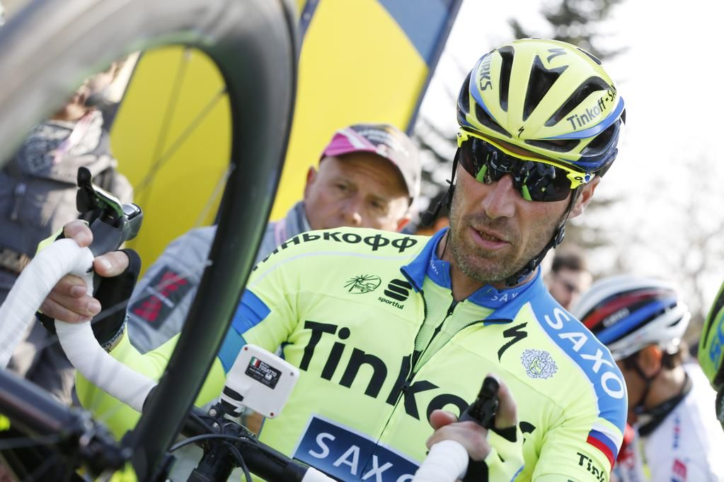 Tinkoff Saxo @tinkoff_saxo The essence of experience and power! @Toso_74 is doing his 31st GT and 12th #Giro in his 19th season. #TinkoffSaxo pic.twitter.com/xGXafWfH3J