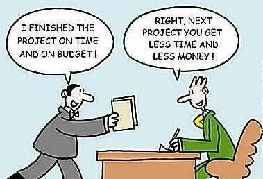 The Key to Project Management Success. Funny Project